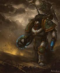 Warhammer 30k - Death Guard by GetsugaDante