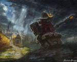 Commission - Deep Gnome by GetsugaDante