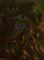 Warhammer Fantasy - Throt the Unclean by GetsugaDante