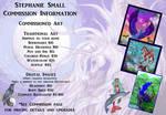 Stephanie Small DA Artist Commission Profile OPEN by StephanieSmall