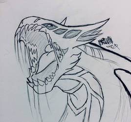 leviathan roar icon by LeviathanComics