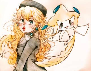 A Princess and A Wish by Kawaii-Lemon-Square