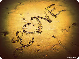 Sand Love 1 by SweetSurrender13