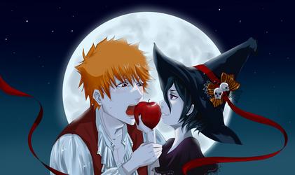 IR Halloween by Muza4370
