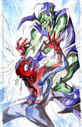 Spider-Man Vs. #3 by theintrovert