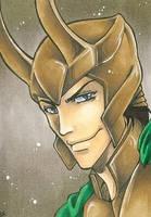 Loki by m-u-ll-e