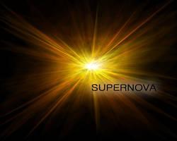 Custom Wallpaper -- Supernova by Mamamia64