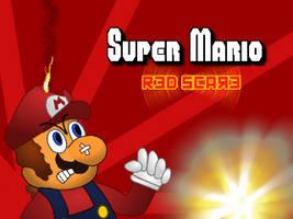 Super Mario - Red Scare Art by Mamamia64