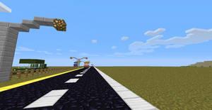Minecraft - Interstate Daytime by Mamamia64
