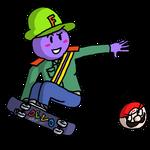FD Skate Boarding by Mamamia64