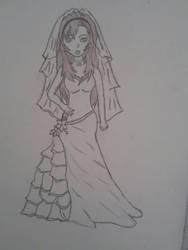 Hair Onegai Teacher + Dress by Urdandy