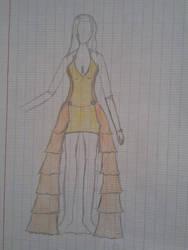 Dress 2 by Urdandy