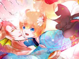 SS : Hirukio by tori-ru