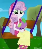 Sweetie Belle by DSfranCH