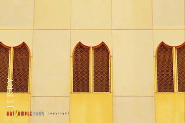 Arabic Windows by jerahmeel2002