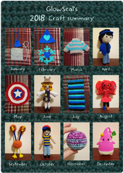 2018 Craft Summary by GlowSeal