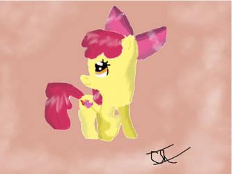 Applebloom by Mlpfan4688