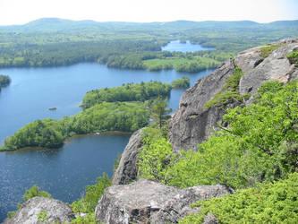 Maiden's Cliff by warnerraider
