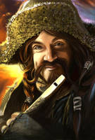 BOFUR! The Hobbit by unda-RM