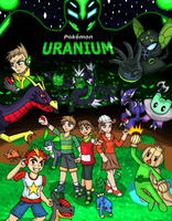 Pokemon Uranium Poster by Cataclyptic
