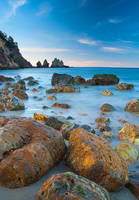 Otama Bay ROCKS by mark-flammable