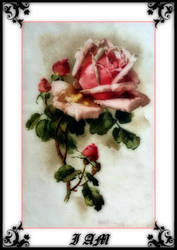 A Rosy New Year Wish By Yesterdays Paper-dbygldp   by SirIvyPink