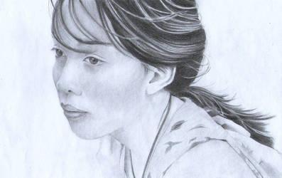 Sarah by IsabelaRazo