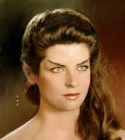 Vulcan Belle by karracaz