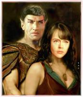 Love Under the Vulcan Sun by karracaz