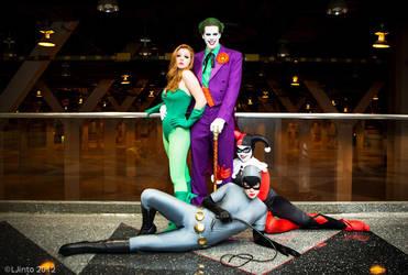 Gotham Quartet by eatsleepbroadway