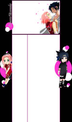 SaukexSakura - YT BG by heavenly09
