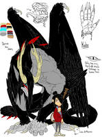 Monster Kids Design - Kubo *Special Edition* by demongirl99