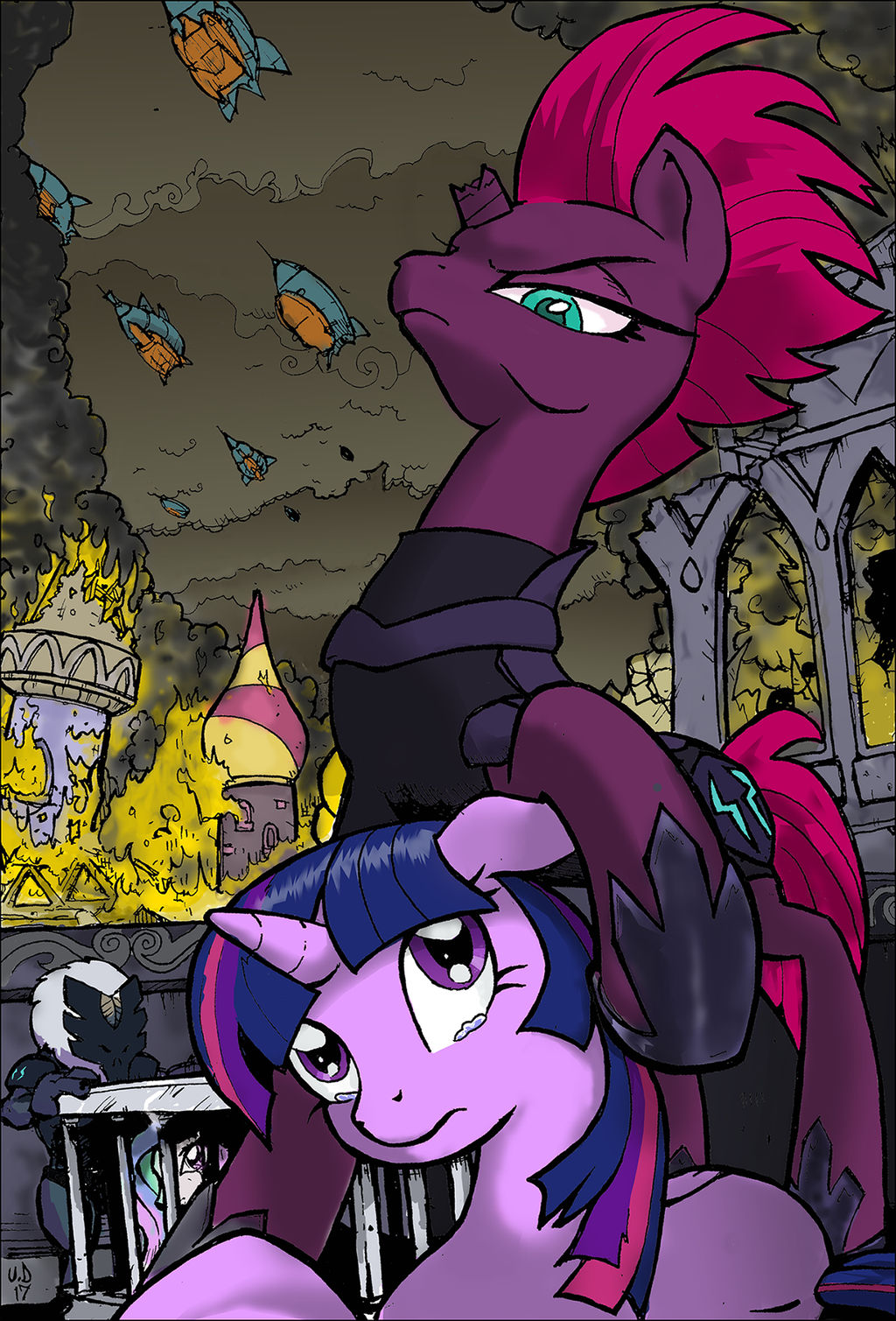 Come now, little one by YewDee
