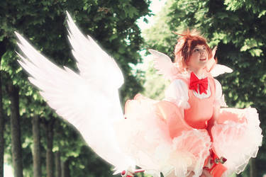 Card Captor Sakura - Fly high by Another-Rose