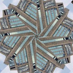 Rascacielo revuelto by lunallena772000