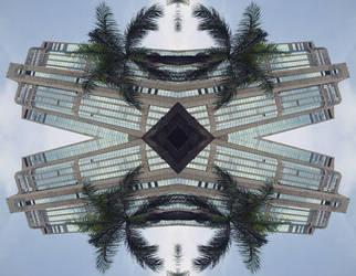 Rascacielos Tropicales by lunallena772000