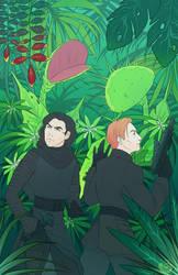 into the jungle by bsdrosinante