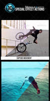 Special Photoshop Action Set by xgfxws