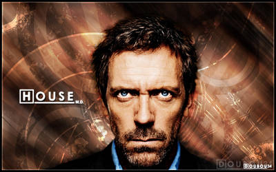 House M.D. by doubou34