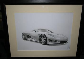 Koenigsegg CCX by danUK86