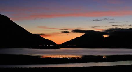 Loch Leven Sunset VIII by danUK86