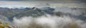Panoramic Scotland by danUK86