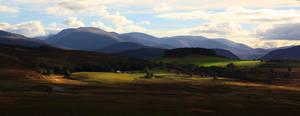 Cairngorm Sunset by danUK86