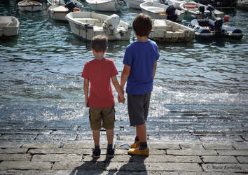 Brothers by Maria-Korneliou