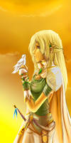 FF 6 - Celes by Past-Chaser