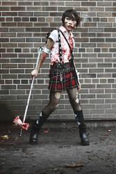Zombie Apocalypse by xFrEAKk