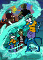 Bs Vicious Water by QueenSolaris
