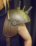 Cloud shoulder armor teaser by MrManson86