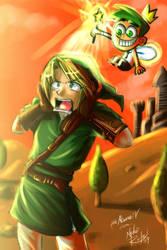 Link - Cosmo by neko-rulz