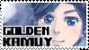 Golden Kamuy Stamp by Joruzin